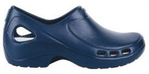 DARK BLUE  EVERLITE clogs