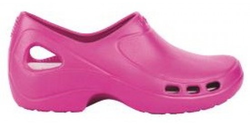 PINK EVERLITE clogs